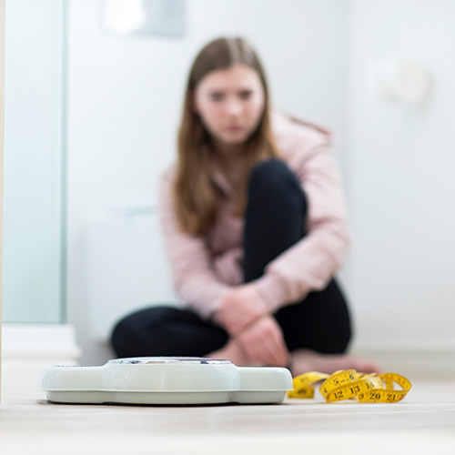 Eating disorders at puberty.